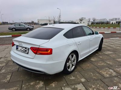 second-hand Audi A5 2015