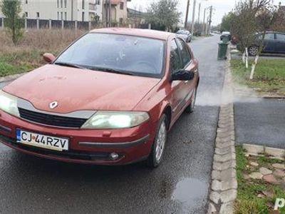 second-hand Renault Laguna 1800 cmc benzina tot la zi cu fiscal