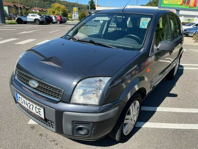 second-hand Ford Fusion 1.4TDCI 2006