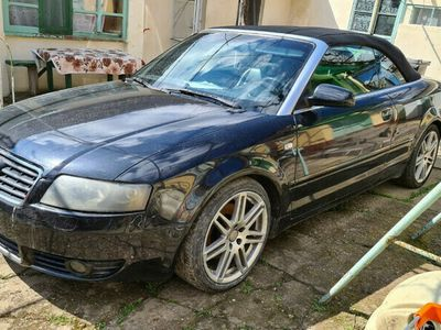 second-hand Audi A4 Cabriolet 2.5 Diesel 163 Cp 2004