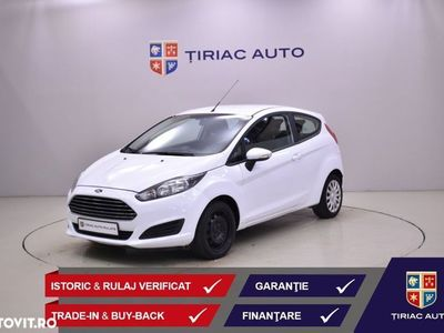 second-hand Ford Fiesta 1.0 l