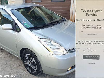 second-hand Toyota Prius MK2