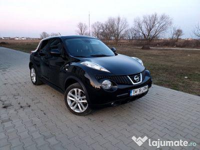used Nissan Juke 1.5 dci,110 cp,an 2011,navigatie