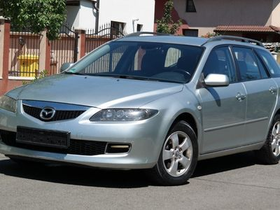 second-hand Mazda 6 Facelift EURO 4 - an 2006, 2.0 (Diesel)