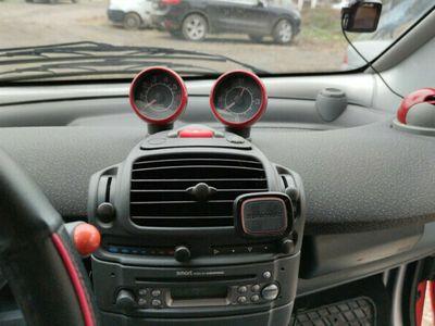 second-hand Smart ForTwo Cabrio 0.6l benzina interior ext brabus.sonorizare alpine.