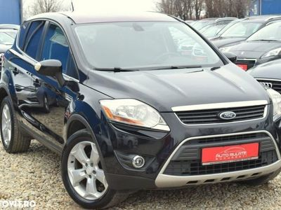 second-hand Ford Kuga din 2011