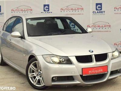 second-hand BMW 320 m paket diesel - posibiliate rate