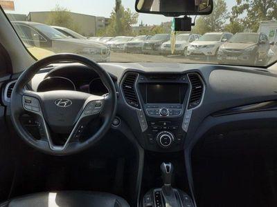 second-hand Hyundai Santa Fe 2016