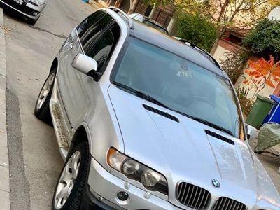 second-hand BMW X5 3.0i
