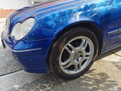 second-hand Mercedes C200 K