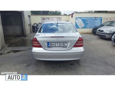 second-hand Mercedes C200 2003