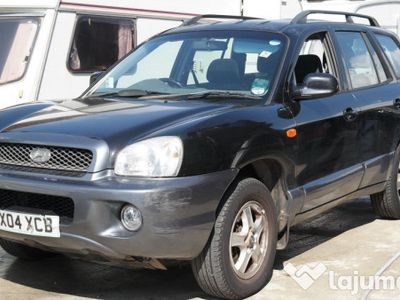 used Hyundai Santa Fe 4x4, 2.0 Crdi Diesel, an 2004