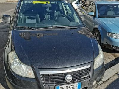 second-hand Fiat Sedici 2007