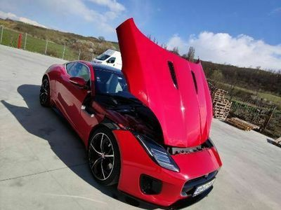 second-hand Jaguar F-Type Coupe
