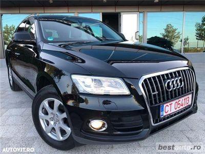 second-hand Audi Q5 Quattro // 2.0 TDi 190 CP // Camera Marsharier // Keyless GO&Entry // .