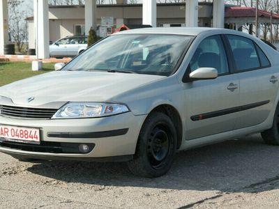 second-hand Renault Laguna II Euro 4 - an 2002, 1.8 i (Benzina)