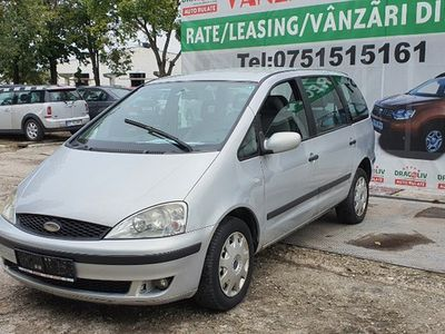 second-hand Ford Galaxy 1.9Diesel,7locuri,2002,Finantare Rate