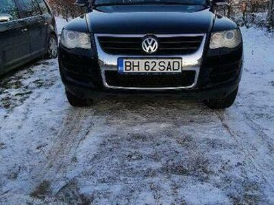 second-hand VW Touareg 2