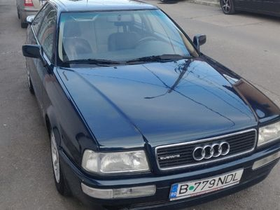 second-hand Audi 80 coupe