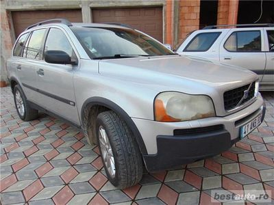 second-hand Volvo XC90 an 2003