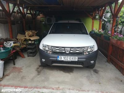 second-hand Dacia Duster 4X4 Ambiance 1.5 DCI 110