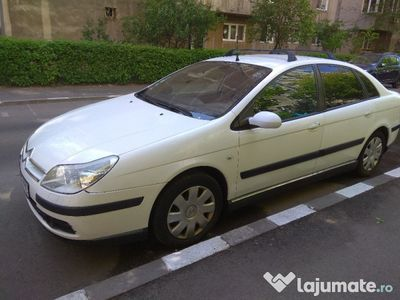 second-hand Citroën C5 2005, 1.6 hdi, 110 cp