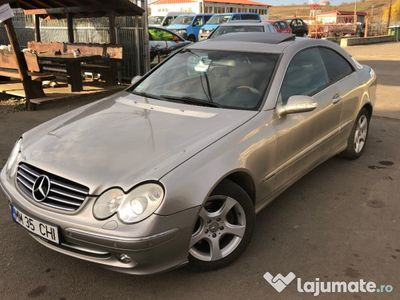 second-hand Mercedes CLK270 cdi 2006 automat accept variante !!!