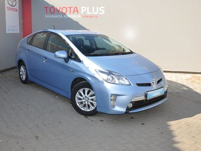 second-hand Toyota Prius Plug-in