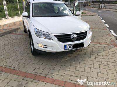 second-hand VW Tiguan 4 motion