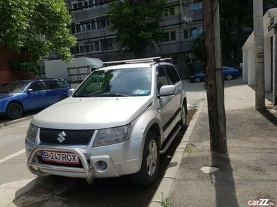 second-hand Suzuki Grand Vitara