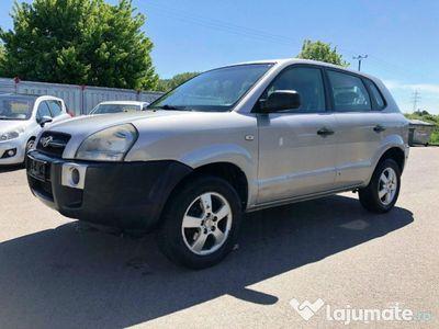 second-hand Hyundai Tucson Benzina
