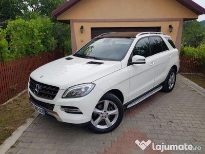 brugt Mercedes ML350 cdi 2013