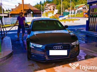 used Audi A5 S-line,Full,Piele,Automata-168000KM REALI+2Set Roti