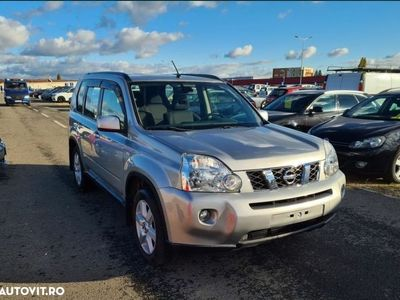 second-hand Nissan X-Trail 2.0