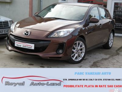 second-hand Mazda 3 Euro 5 - an 2012, 2.2 (Diesel)