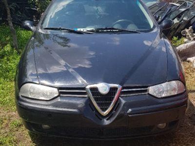 second-hand Alfa Romeo 156 1.6benzina și GPL
