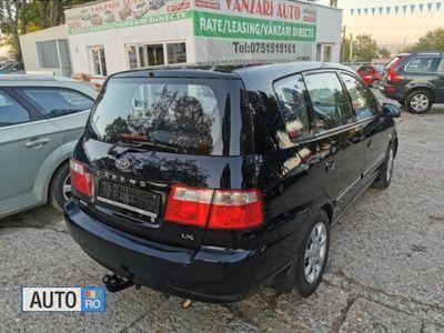 second-hand Kia Carens 2.0 Diesel,2007,Finantare Rate