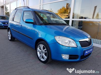 second-hand Skoda Roomster 2007, 1.4 DIESEL / EURO 4 / Posibilitate RATE