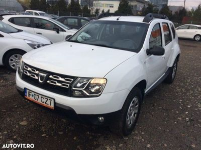 second-hand Dacia Duster 2015
