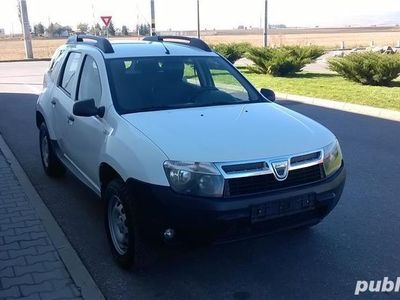 second-hand Dacia Duster 4x4 2013