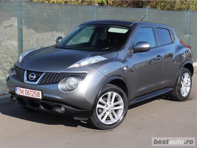 second-hand Nissan Juke rate - finantare 1.5 dci recent adus