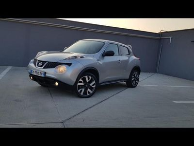 second-hand Nissan Juke 1.5 DCI 110 CP