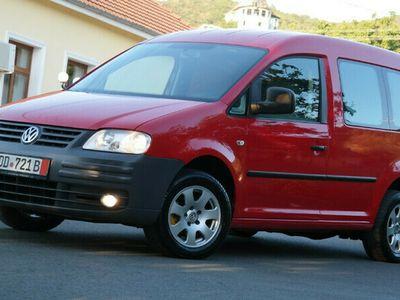 second-hand VW Caddy - an 2009, 2.0 (Benzina + GAZ)