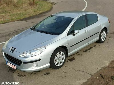 second-hand Peugeot 407 HDi