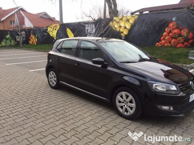 second-hand VW Polo Bluemotion Euro 5. An Fabricație 2011
