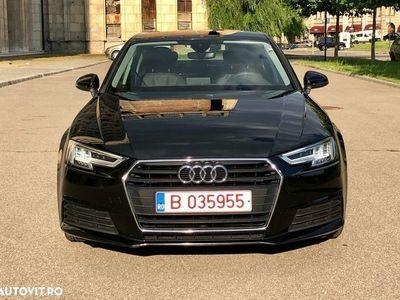 used Audi A4 B9