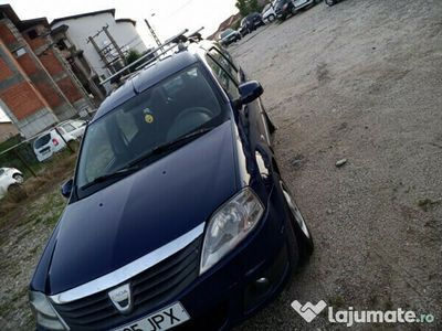 second-hand Dacia Logan MCV Laureate AC 2010 GPL