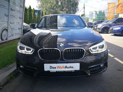 second-hand BMW 116 d Aut.