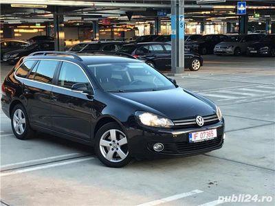 second-hand VW Golf VI DSG 140 CP