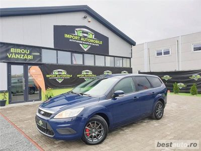 second-hand Ford Focus euro 5 = AUTOTURISME VERIFICATE TEHNIC / GARANTIE / LIVRARE